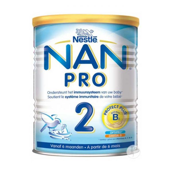 Nestle NAN PRO 2 Infant Formula, infant formula, nestle