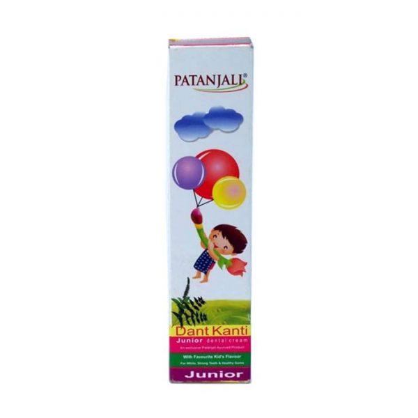 Patanjali junior toothpaste, Patanjali, toothpaste