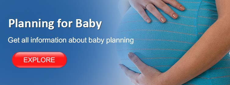 tips to plan baby