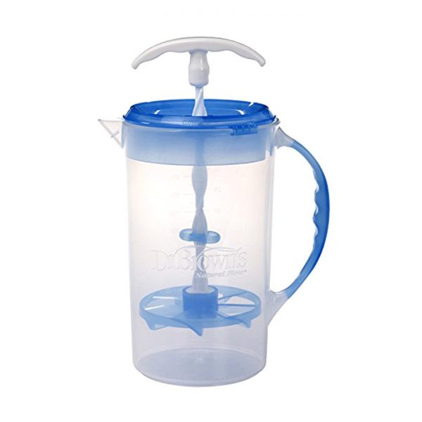 Dr. Brown's Formula Mixing Pitcher, baby milk mixing pitcher