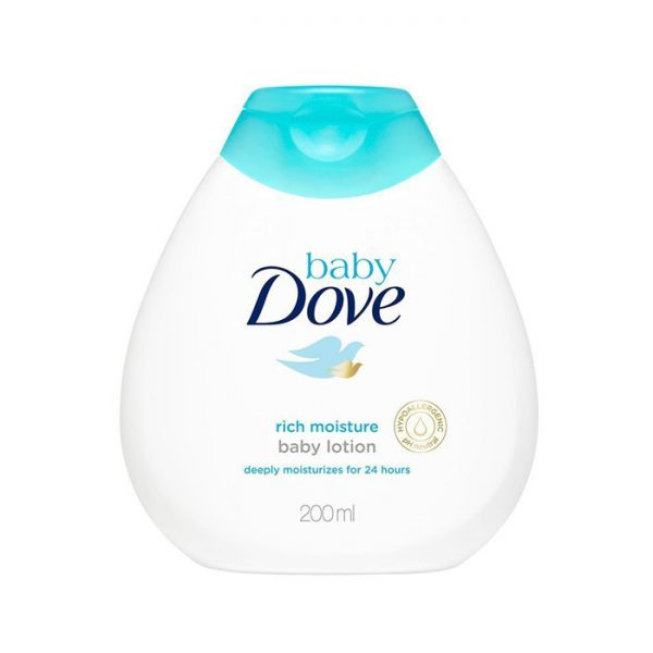 Baby Dove Baby Lotion Rich Moisture, baby lotion