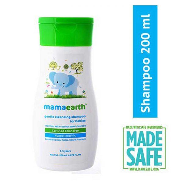 Mamaearth Baby shampoo, shampoo