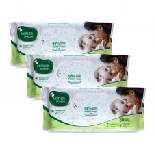 Mother Sparsh Baby wipes, baby wipes