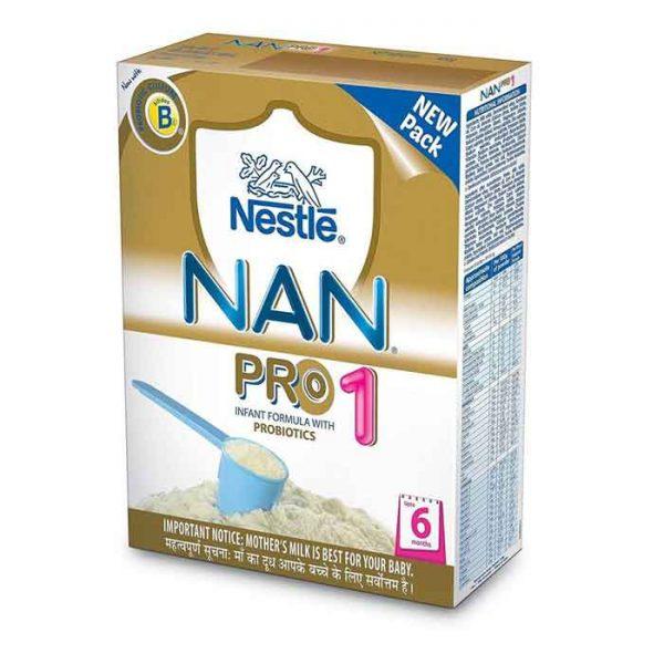 Nestlé Nan Pro 1 Starter Infant Formula, baby milk