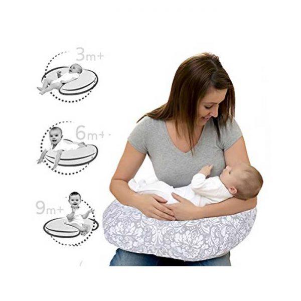 Lula Mom Nursing Pillow, mother's pillow, nursing pillow uses