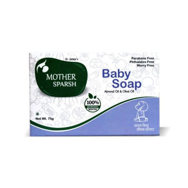 Mother Sparsh Baby Soap, baby soap