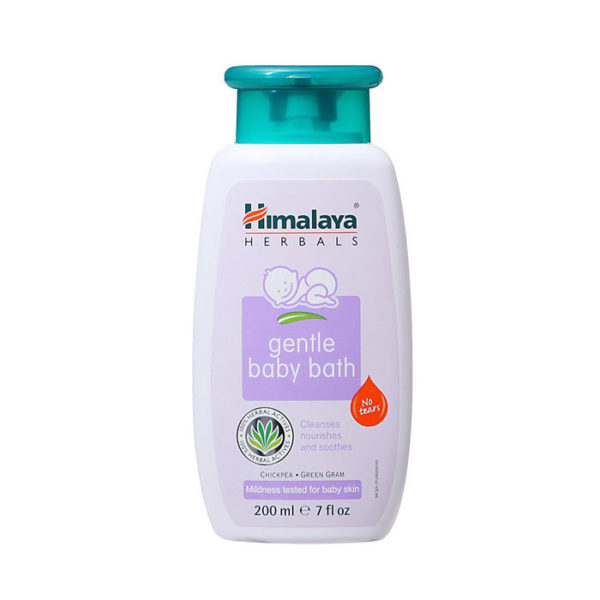 Himalaya Herbals Gentle Baby Bath, Himalaya body wash