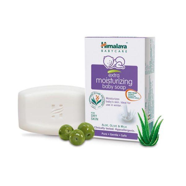 Himalaya Extra Moisturizing Baby Soap, baby soap