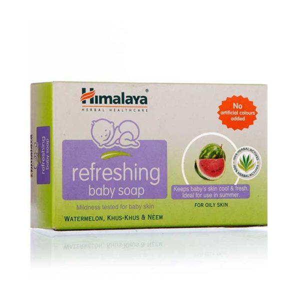 Himalaya Refreshing Baby Soap, baby soap