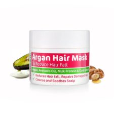 Mamaearth Argan Hairfall Control Mask, mamaearth hair mask