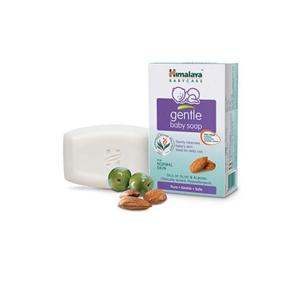 Himalaya Gentle Baby Soap, baby soap, himalaya baby soap