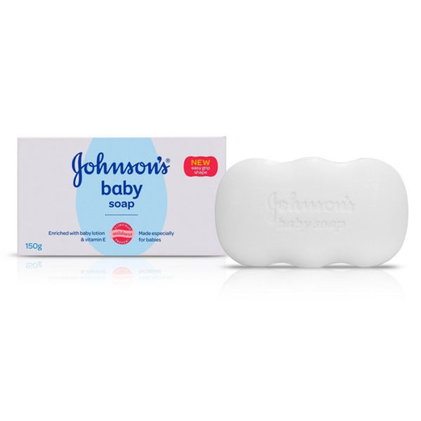 Johnson's Baby Soap, baby soap