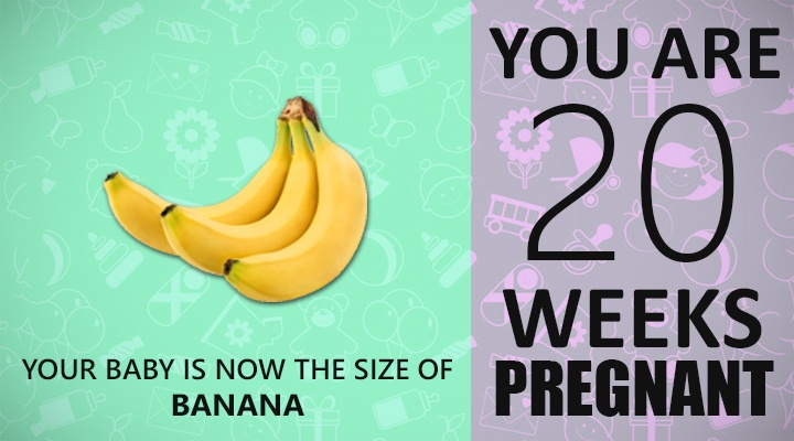 20 Weeks Pregnant Guide